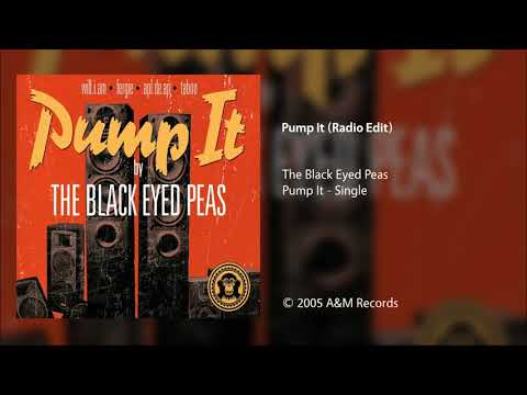 The Black Eyed Peas - Pump It (Radio Edit)
