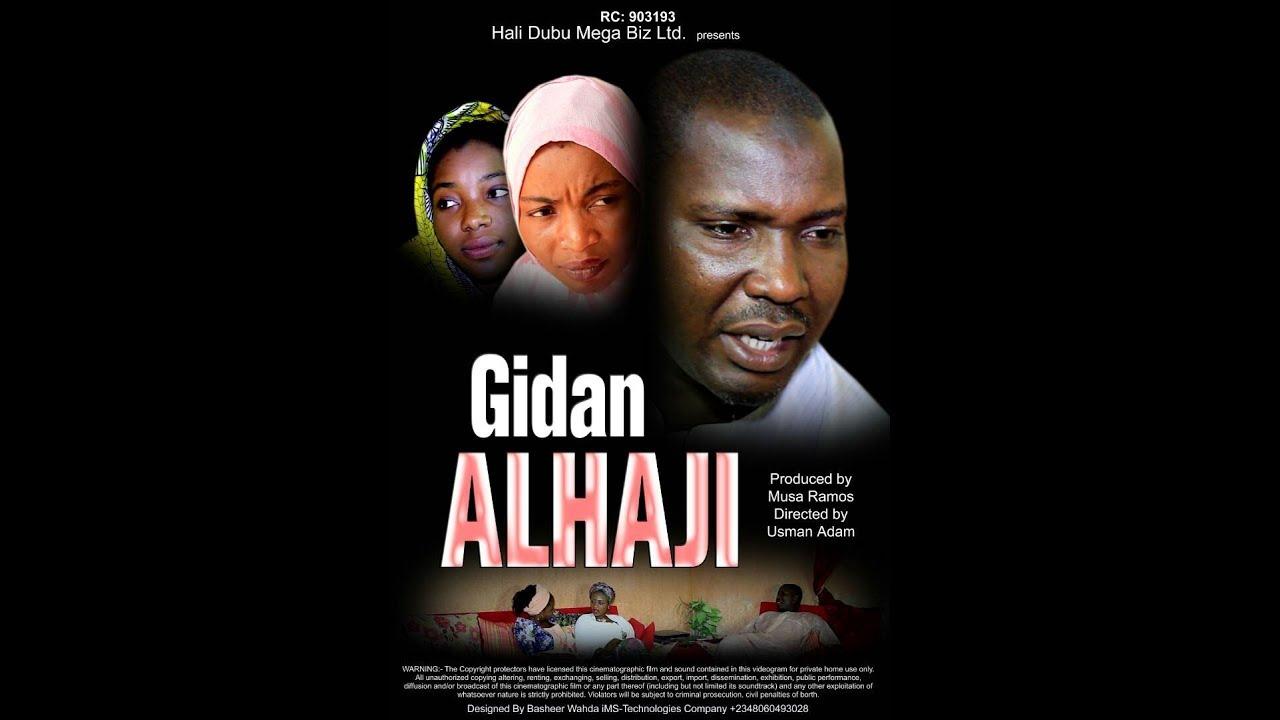 Download GIDAN ALHAJI LATEST HAUSA FILM 1&2