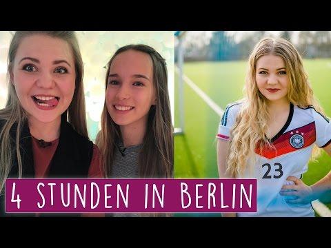 KURZTRIP nach BERLIN & STICKER mit MEINEM Gesicht?! - Weekly Vlog #20