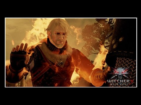 The Witcher 3 [ Sem Spoilers] #9 - Pega Ladrão!! Um Ladrão Furtivo!