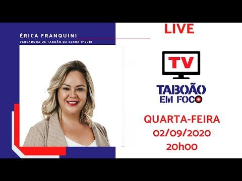Entrevista com a vereadora Érica Franquini