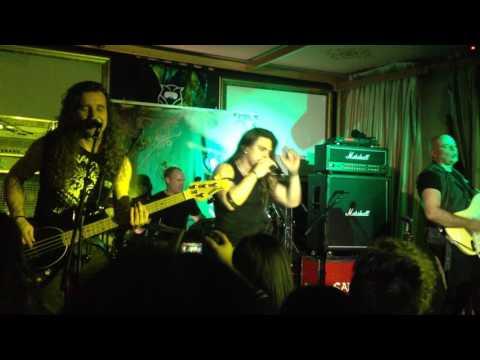 Revolución - Saratoga (Live)