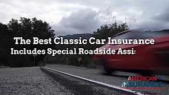 Classic Car Insurance from AmericanInsurance.com