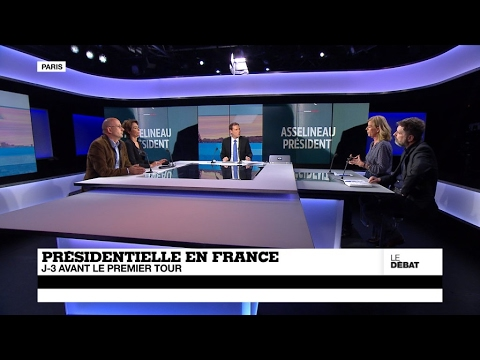 Présidentielle en France : J-3 avant le premier tour ? (partie 2)