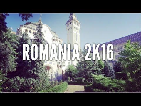 TRAVEL VLOG | ROMANIA 2016 | VLOG VOYAGE