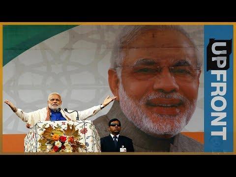 Arundhati Roy: Modi 'reckless' in Kashmir | UpFront (Headliner)
