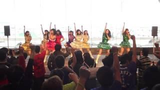 2015・12・13 ライブプロミュージックステージ in ウイングベイ...