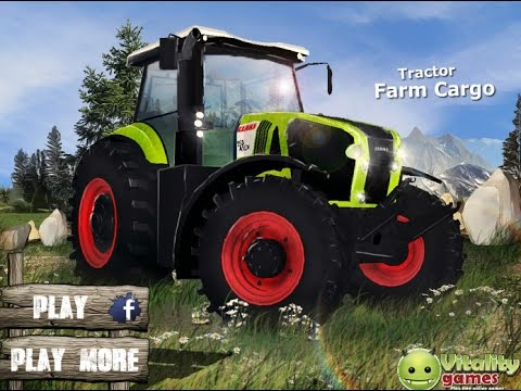 tractor farming games online
