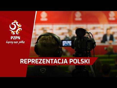 Konferencja prasowa Zbigniewa Bońka i Adama Nawałki