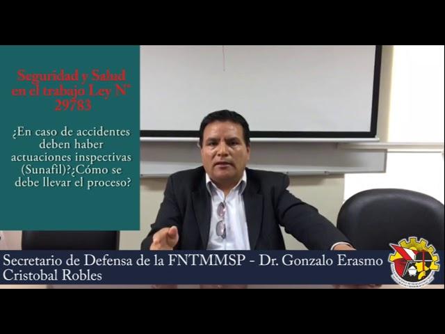 Entrevista a El Secretario de Defensa de la FNTMMSP