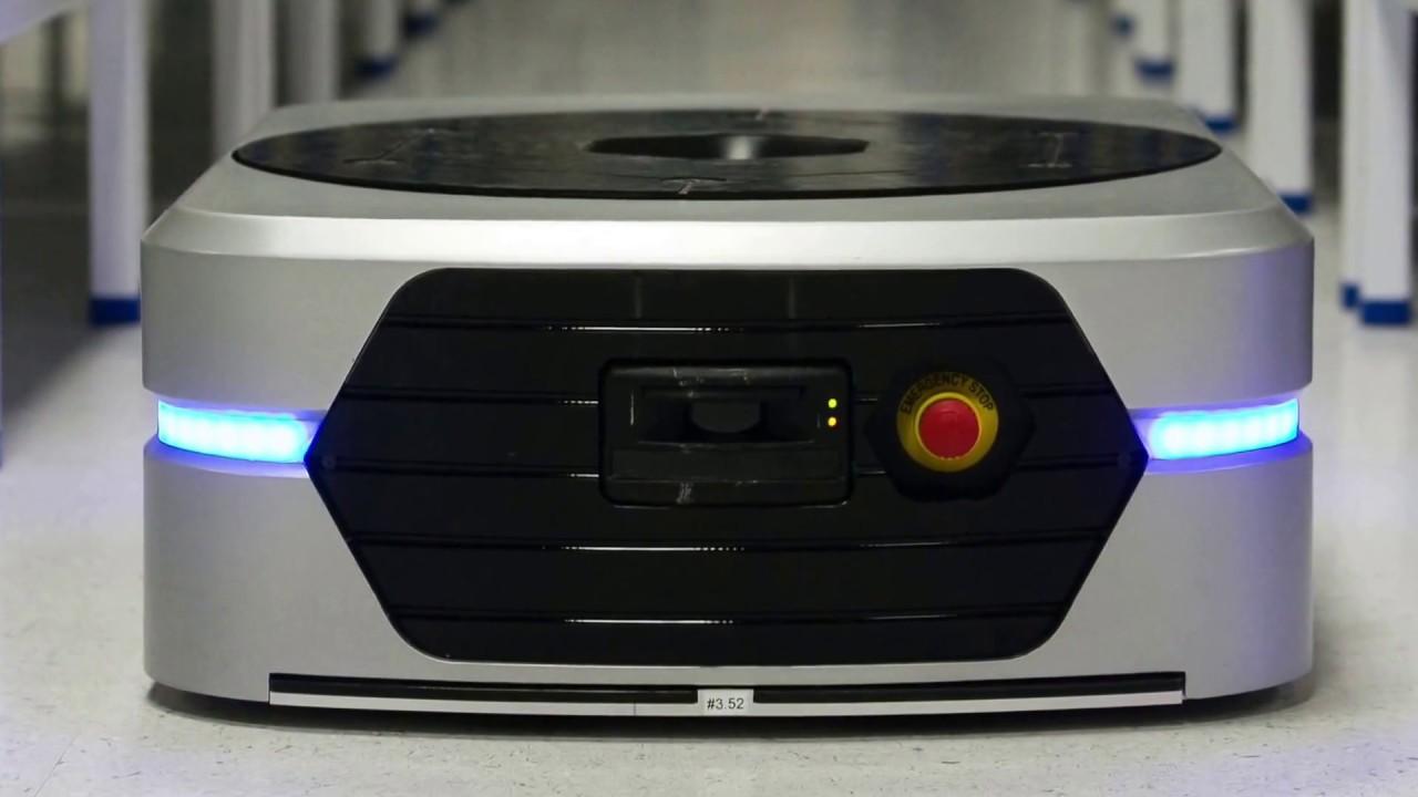 Eirasystem E Fulfilment By Eiratech Robotics Hd Youtube
