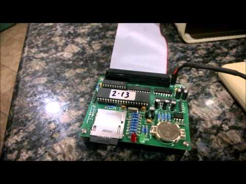 TexElec on eBay - Model 4P with FreHD Tandy HD Emulator board for sale!