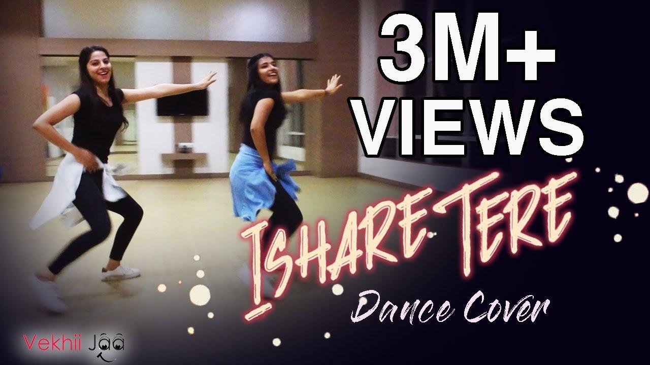 Ishare Tere Dance Cover  Guru Randhawa, Dhvani Bhanushali