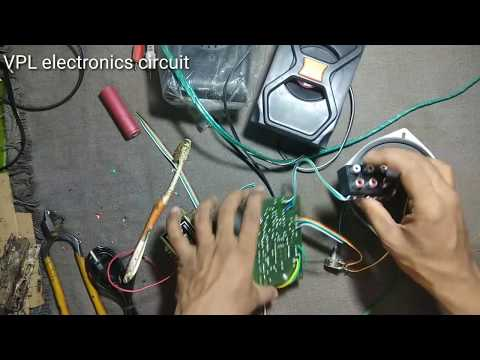Hometheater Board Wiring In Hindi