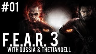F.E.A.R 3 - #01 No to hop![DusSia & TheTiAngell]