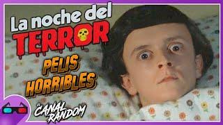 Películas HORRIBLES: LA NOCHE DEL TERROR (Le notti del terrore)
