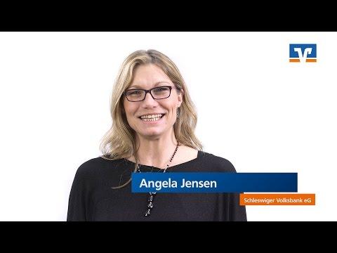 Schleswiger Volksbank eG   Angela Jensen über Baufinanzierung, Kredit, Zinsen und Fördermittel