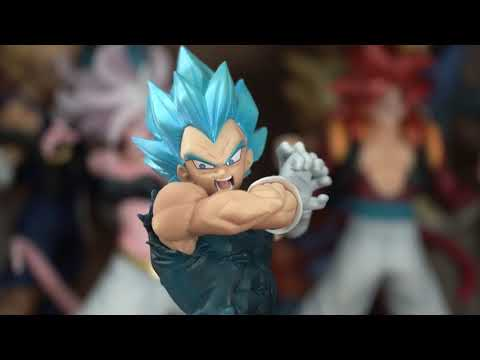 Dragonball Z Super Tag Fighters Vegeta Multicolor