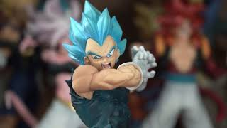 Dragon Ball Super Tag Fighters Figurine BanprestoSuper Saiyan Blue Goku