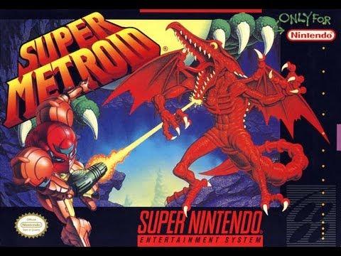 Super Metroid Video Walkthrough