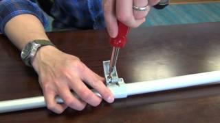 Vico Marine Support Pole Collar Adjustment
