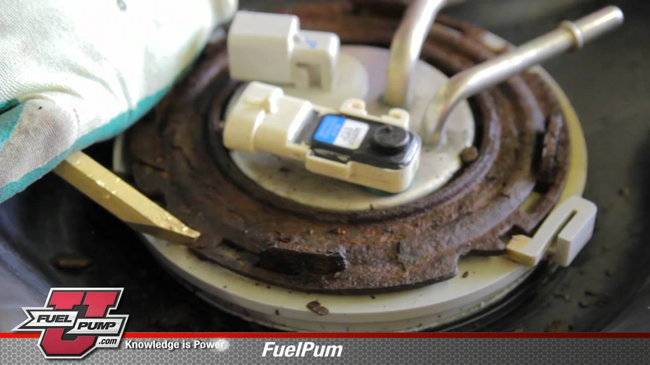 how to install a fuel pump e3559m in a 2002