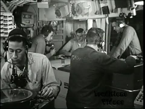 US Navy USS  Saufley DD465 1952 Living Conditions