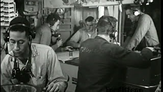 USN USS  Saufley DD465 1952 Living Conditions