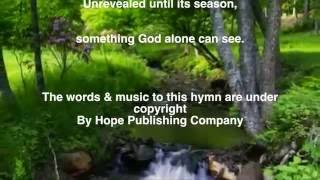 hymn of promise with lyrics