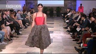 SUSANA POYATOS Fall 2019 2020 Marbella - Fashion Channel