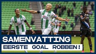 Robben scoort na 18 jaar weer voor FC Groningen! ⭐| Samenvatting FC Groningen - Arminia Bielefeld