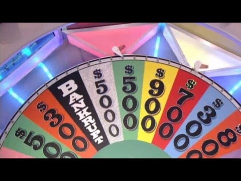 wheel of misfortune mistake costs game show contestant