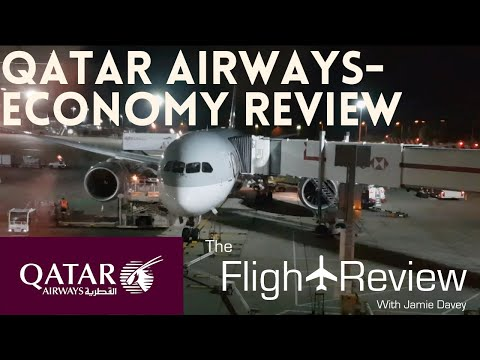 Qatar Airways- Economy Class- The Flight Review