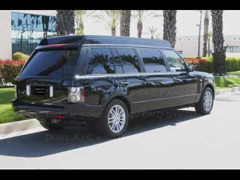 2011 Range Rover 40 Quot Stretch Limousine Limo By Quality