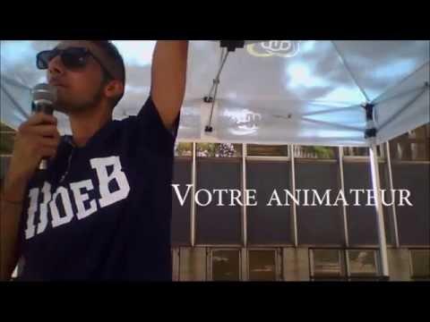 PROMO RADIO CJRB AVEC DJ ANTONY DAGGER