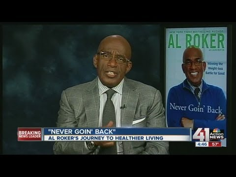Al Roker discusses his struggles with weight loss