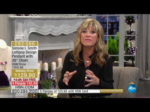 HSN | Simone I Smith Jewelry with special guest LL COOL J . https://pixlypro.com/wWSiQWN