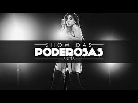 Just Dance 4 Anitta show poderosas Travel Video