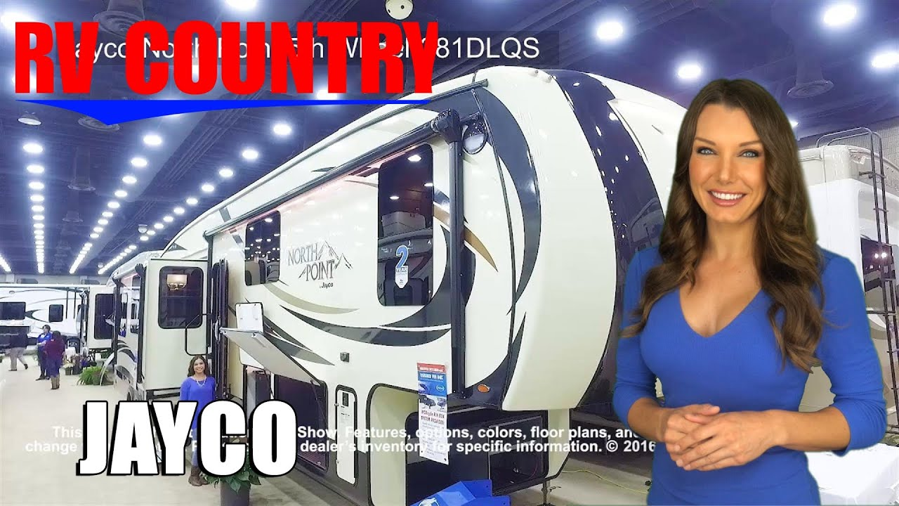 New 2019 Jayco North Point 381FLWS Fifth Wheel at RV Country