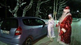 видео вызвать деда мороза и снегурочку