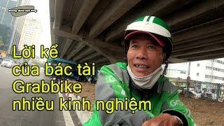 Experienced Grabbike driver said