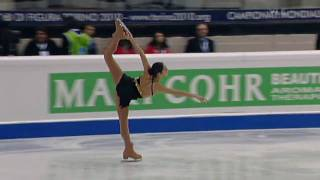 Mirai Nagasu 2010 Word Figure Skating Championships in Torino - Short Program 長洲未来 検索動画 11