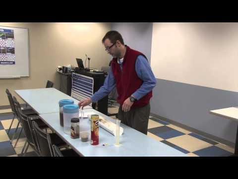 How to Create a Classroom Ice Core