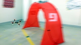 Deep Drone Racing: Learning Agile Flight in Dynamic Environments