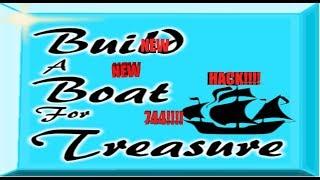 ROBLOX HACK construir um barco para o tesouro HACK novo 744!!!!!!!!
