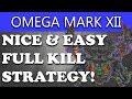 Final Fantasy XII The Zodiac Age - HOW TO KILL OMEGA MARK XII - Omega Strategy (Easy)