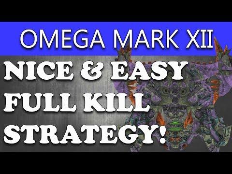 Final tasy XII The Zodiac Age  HOW TO KILL OMEGA MARK XII  Omega Strategy Easy