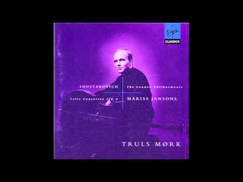 Truls Mork - Shostakovich Cello Concerto N.1 - I Mov. Allegretto Op. 107