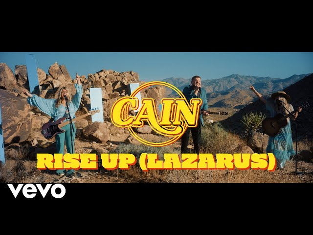 CAIN - Rise Up (Lazarus) [Official Music Video]