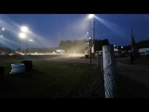 Merritt Speedway SOD A Main 7/8/17